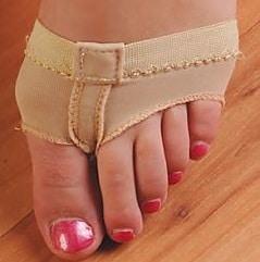 EK Dance Academy Barefoot