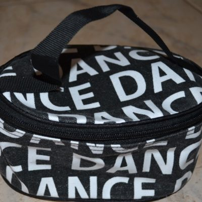 EK Dance Academy Dance Make-up Bag