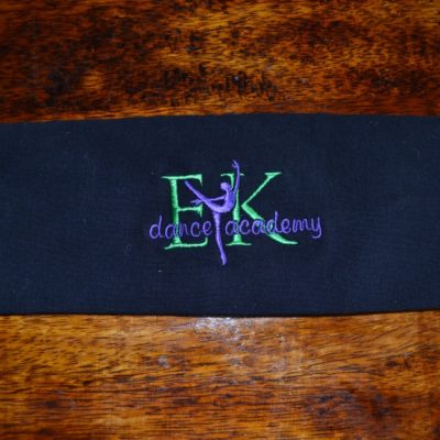 EK Dance Academy Headband