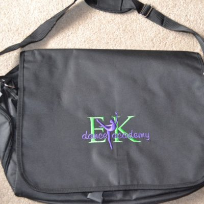 EK Dance Academy Large Dance Bag