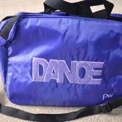 EK Dance Academy Small Dance Bag