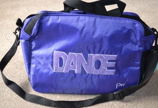 EK Dance Academy Small Dance Bag