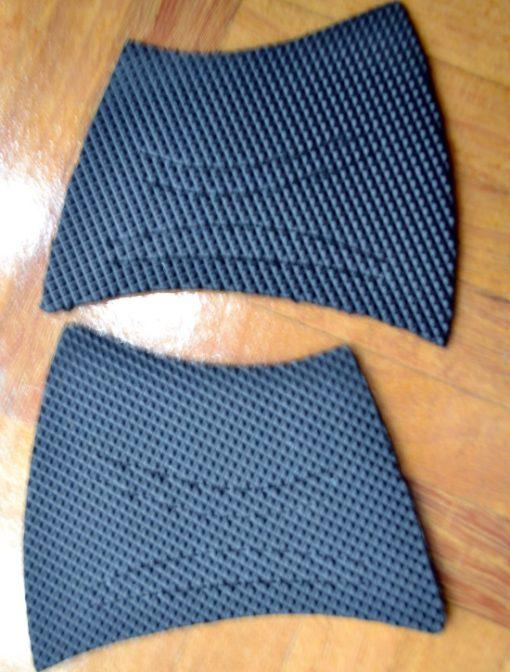 EK Dance Academy Tap Shoe Rubbers