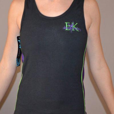 EK Dance Academy Muscle Tank