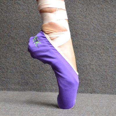 EK Dance Academy Pointe Shoe Covers