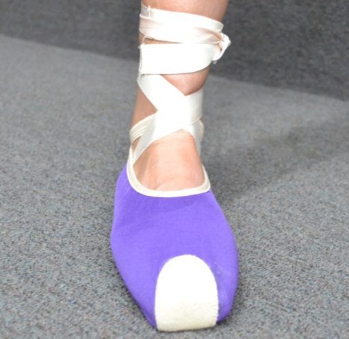 EK Dance Academy Pointe Shoe Covers