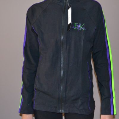 EK Dance Academy Warm-up Jacket
