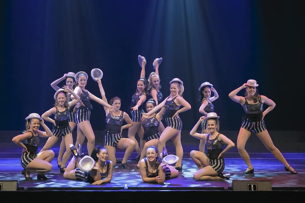 EK Dance Academy - Bling Concert 2016