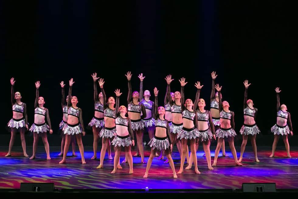 EK Dance Academy - Dance Concert 2015 - Magic Of Animation