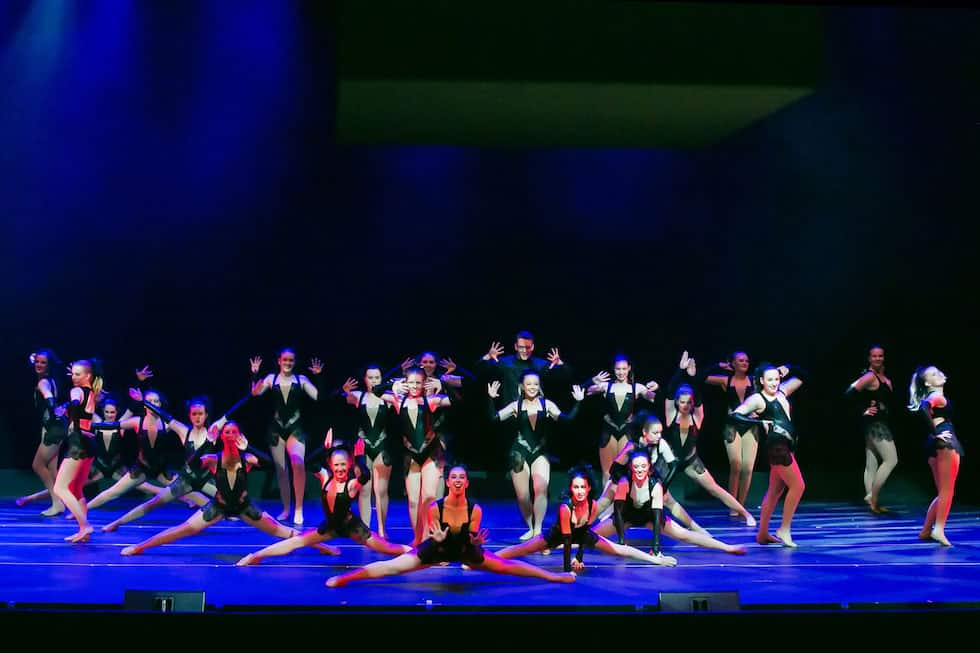 EK Dance Academy - Dance Concert 2015 - Magic Of Animation